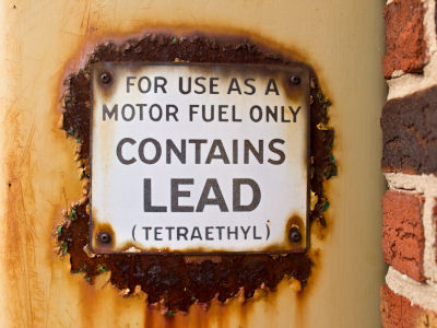 Leaded gasoline