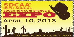 SDCAA 2013 Conference and Expo
