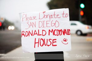 Donate to Ronald McDonald House of San Diego