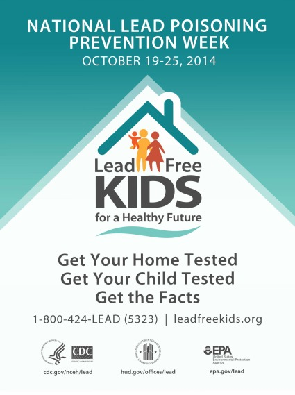 lead poisoning prevention