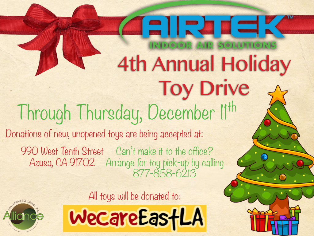 Toy Drive 2014