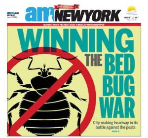 Cover AM New York