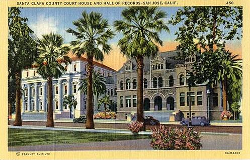 Santa Clara County Courthouse